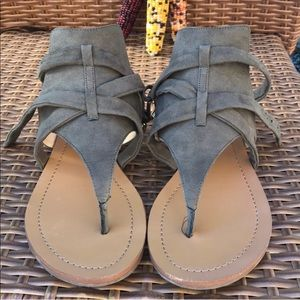 Worn once! Jessica Simpson sandals